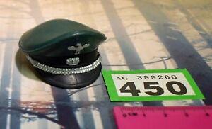 VINTAGE ACTION MAN 40th SOLDIER SAILOR PILOT LOOSE GERMAN CAP G450