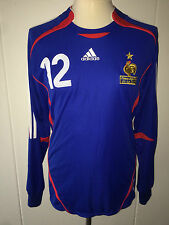 Henry France match worn issued shirt vs Argentina Arsenal maillot Formotion
