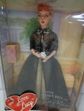 "I Love Lucy Collectors Barbie Doll  from ""LA at Last!"" episode."