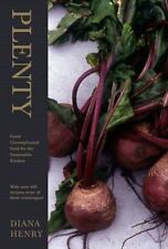 Plenty Good, Uncomplicated Food For the Sustainable Kitchen Cookbook Diana Henry