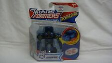 TRANSFORMERS ANIMATED ACTIVATORS DECEPTICON SOUNDWAVE NEW SEALED!
