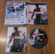JUSTCAUSE 2  COMPLETE PAL PS3 DISC VIRTUALLY UNMARKED