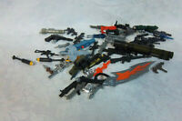 Assorted Military Weapons Guns Spears Missal Launcher G.I. Joe Style Toy