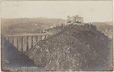 SPOLETO - COLLINA DELLA ROCCA E VIADOTTO-UMBRIA ILLUSTRATA TILLI (PERUGIA) 1908