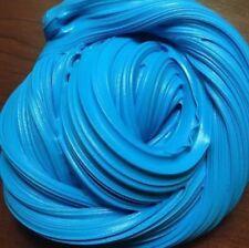 Homemade Slime Blue Fluffy Slime Uk SELLER NO BORAX 🤗🤗🤗 FREE POSTAGE