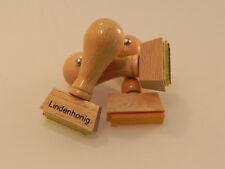 "Stempel ""Löwenzahnhonig m.Frühtracht "" Imker,Imkerei Honigstempel Sortenstempel"