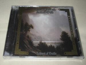 Caladan Brood - Echoes Of Battle CD summoning forteresse saor windir gallowbraid