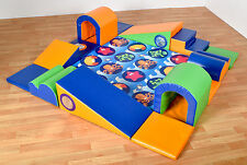 Soft Play Toddler Explorer Sealife Set (N1034)