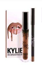 Kylie Jenner BROWN SUGAR Waterproof Matte Liquid Lipstick and Lip Liner