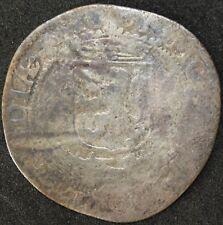 More details for 1601 | netherlands west friesland roosschelling | silver | coins | km coins