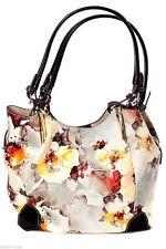 Geblümte Shopper/Umwelttaschen mit zwei Trägern
