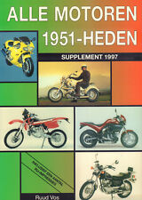 ALLE MOTOREN 1951 - HEDEN SUPPLEMENT 1997 - Ruud Vos