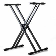 Keyboard Stand Koda Double X 6 Position Height Settings