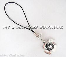 CLASP OPENER Tool Flower Daisy Charm Barrel Bead for Bracelet Gift * Easy Open *