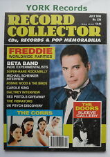 RECORD COLLECTOR MAGAZINE - Issue 239 - July 1999 - Freddie Mercury / Corrs