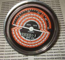 OLIVER SUPER 55 550 660 770 880 TRACTOR TACHOMETER HOUR METER GAUGE TACH  NEW