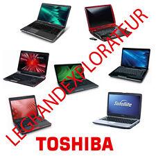 Toshiba Portege Satellite Tecra Laptop Maintenance Service manual Collection DVD