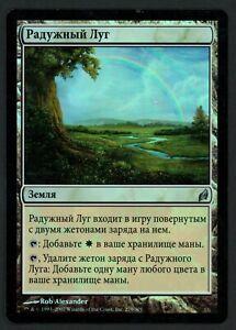 ***1x FOIL Russian Vivid Meadow*** MTG Lorwyn -Kid Icarus-