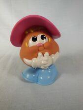 Vintage-Potato Heads-McDonald Happy Meal Toys-1987-Tulip