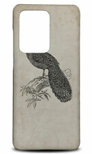 SAMSUNG GALAXY S SERIES PHONE CASE BACK COVER|PEACOCK-PHEASANT