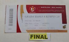 entradas de futbol Barcelona-Real Madrid