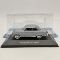 1/43 IXO Borgward Isabella 1961 Diecast Models Limited Edition Collection