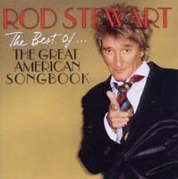 ROD STEWART The Best Of The Great American Songbook CD NEW Bonus Tracks