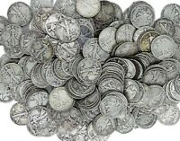 """A 90% SILVER Walking Liberty Readable Date Half Dollar US Mint with """"PROBLEMS"""""""