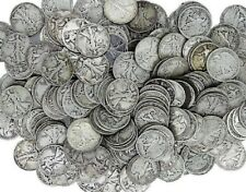 """Walking Liberty Half Dollars, 90% Silver Coin Lot """"Circulated"""" Choose How Many"""