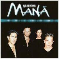 Maná Grandes (2001) [CD]