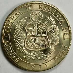 Peru 1971 5S 150th Anniv. of Independence