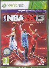 Xbox 360 NBA 2K13 Nuevo Sellado Pal