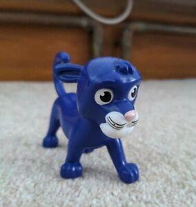 RARE Paw Patrol Jungle Rescue ~ Blue Panther Figure 🐾
