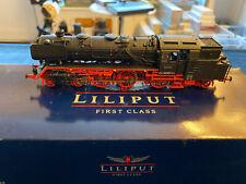 Liliput HO Dampflok BR 62 DB Topzustand OVP Vitrinenmodell Nr.:106201