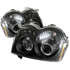 Spyder Auto 5011091 Halo LED Projector Headlights Fits 05-07 Grand Cherokee (WK)