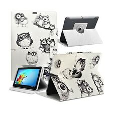 Housse Etui Motif MV07 Universel L pour Tablette Archos Elements 97 Carbon