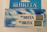 Brita Fill & Go Water Bottle Replacement Filters Model OB98 Qty 3