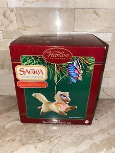 Carlton Cards Sagwa the Chinese Siamese Cat Christmas Ornament