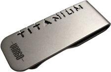 Vargo Titanium Money Clip  T-428