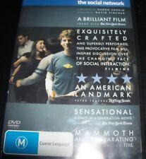 The Social Network (Australia Region 4) DVD - New