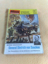 Der Landser Großband Nr. 245 General Dietrich von Saucken Ritterkreuzträger