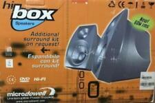 DUE CASSE AUDIO MICRODOWELL HIBOX SPEAKER 60W RMS