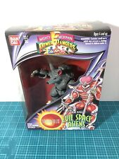 NEW MIGHTY MORPHIN POWER RANGERS DELUXE EVIL SPACE ALIENS SOCADILLO FIGURE 1994