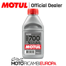 Motul RBF 700 Olio Liquido per Freni Racing DOT4 100% Sintetico Brake Fluid