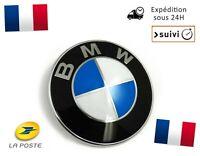 Logo BMW 82mm Insigne Capot ou Coffre Emblème E46 E90 E92 E60 E39 X1 X3 X5 X6 M3