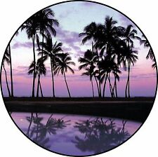Sunset #1 Beach Spare Tire Cover Jeep Rv Camper Trailer etc(all sizes available)