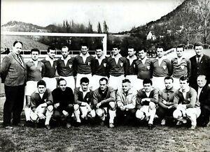MEGA Riesen Original Mannschaft Foto SC Motor Jena 1961/62 RARE 31 cm x 22 cm !!
