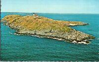 Vintage Postcard, Coast, Maine Lighthouse,    pb18