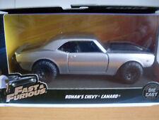 Fast & Furious Roman `S Chevy Camaro, Jada Car Model 1:3 2