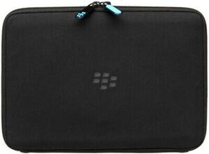 Blackberry Zip Sleeve for Universal 7 inch Tablets & iPad Mini 1/2/3/4 - Black